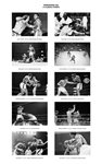 NEW - Muhammad Ali 10 Classic Fights Special Prints