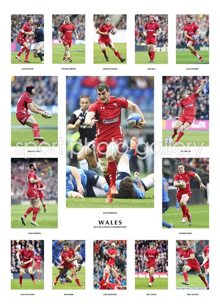 2015 Wales Six Nations Championship Team Special