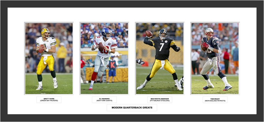 1997-2015 Modern Quarterback Greats Special