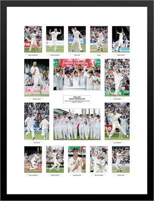 2005 England Ashes Winning Team Special