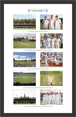2010/11 Ashes - England Tour Special