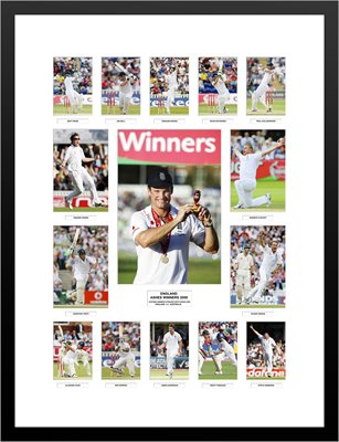2009 ENGLAND ASHES WINNING TEAM SPECIAL