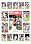 2009 ENGLAND ASHES WINNING TEAM SPECIAL Prints