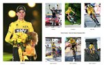 2013 Chris Froome Tour de France Special Wall Sticker