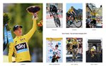 2015 Chris Froome Tour de France Champion Special Acrylic