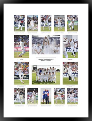 2015 England Ashes Team Special