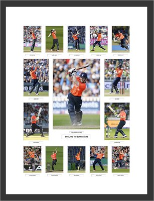 2016 England T20 Superstars Team Special