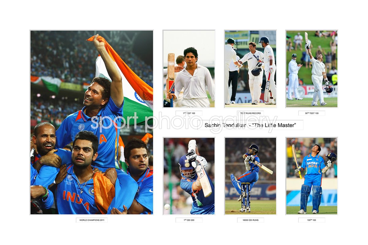 (Updated with 100th 100) Sachin Tendulkar Career Special