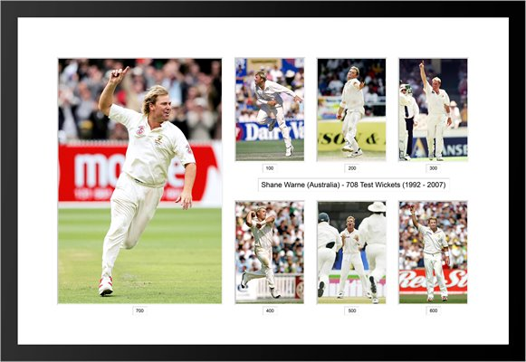 Shane Warne Test Career Special