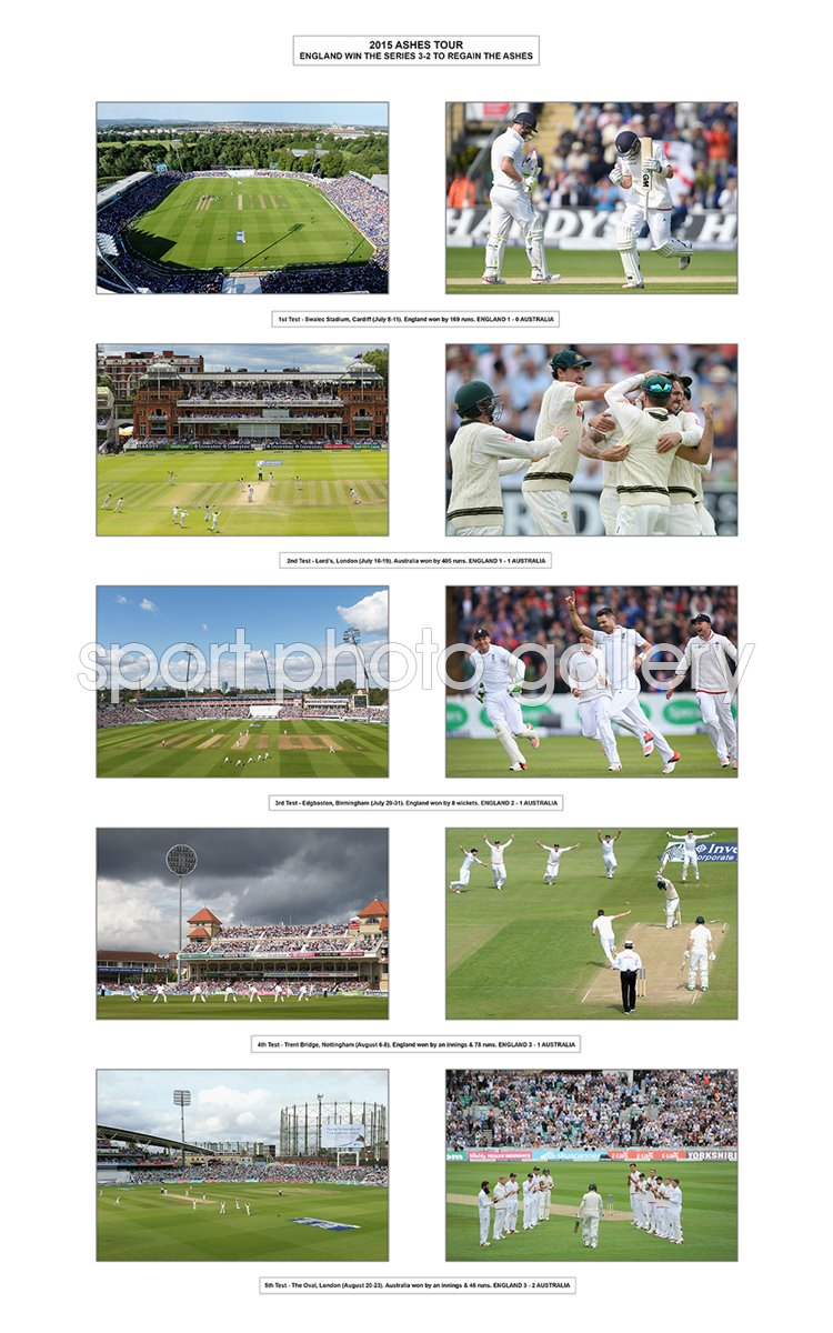 2015 Ashes Tour Special