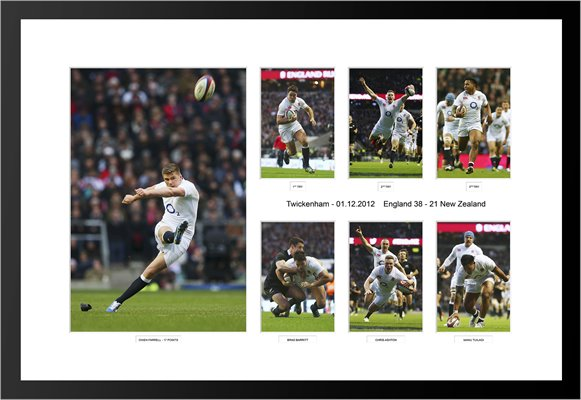 2012 England 38 - 21 New Zealand Special