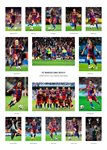 Barcelona 2010/11 La Liga Winners Team Special Prints