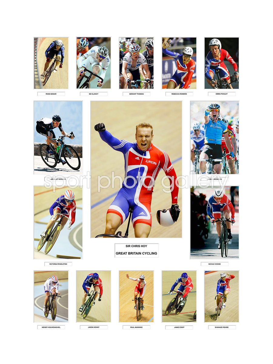 Great Britain Cycling Team Special