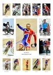 Great Britain Cycling Team Special Prints