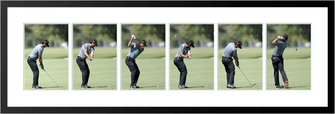 Jason Day 6 Stage Swing Sequence 2015