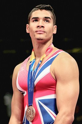 Louis Smith Gymnastics World Bronze 2011