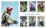 7 WORLD TITLES VALENTINO ROSSI CAREER SPECIAL Prints