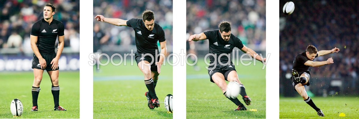 Daniel Carter Penalty Quadruple