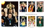 1987-2015 World Cup Winning Captains Prints
