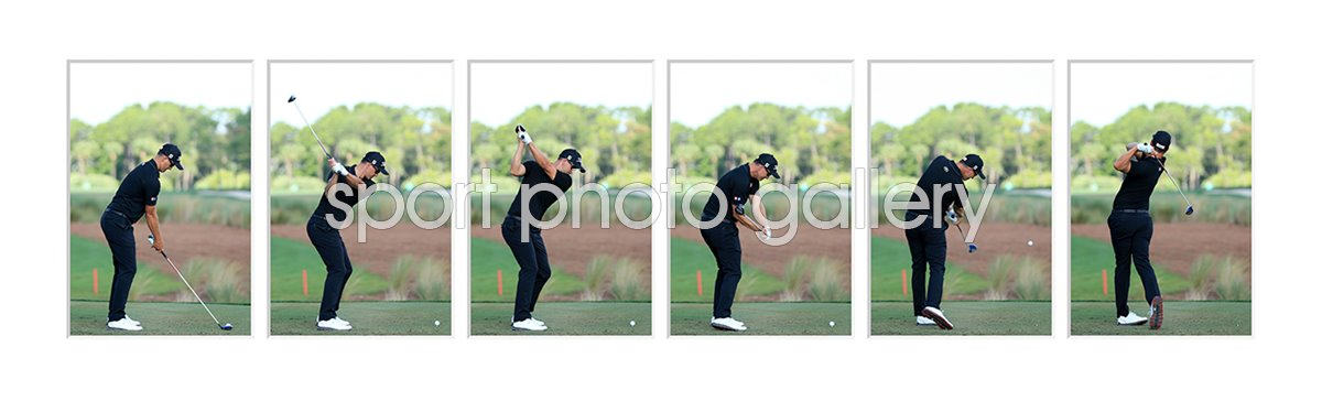 Adam Scott 6 Stage Swing Sequence 2016