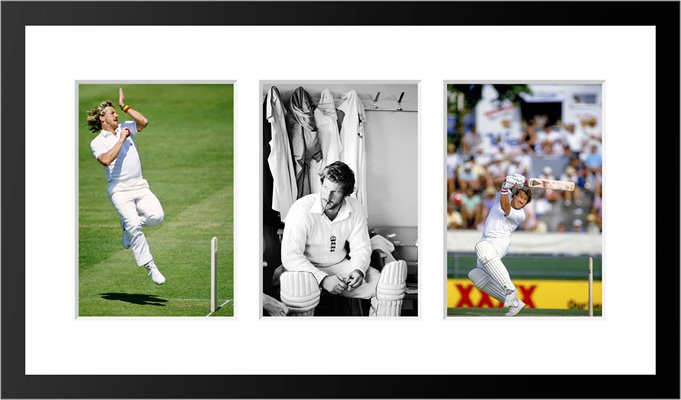 Ian Botham All-Rounder Ashes Triple