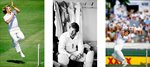 Ian Botham All-Rounder Ashes Triple Prints