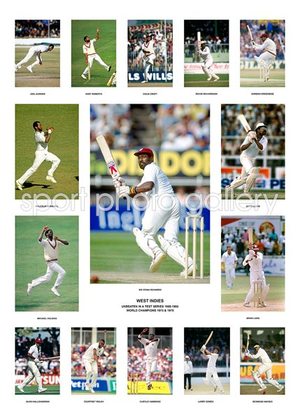 WEST INDIES TEST LEGENDS TEAM SPECIAL