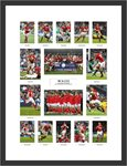 2012 Wales Grand Slam Team Special Prints