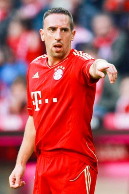 Frack Ribery Bayern Munich gives instructions