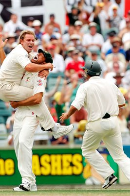 Ashes 2006 Moment of Victory - Shane Warne