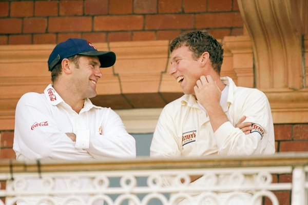 Mark Taylor and Mike Atherton