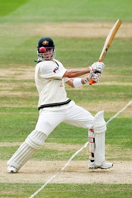 Damien Martyn action