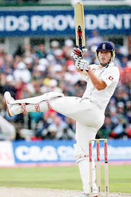 Andrew Flintoff action