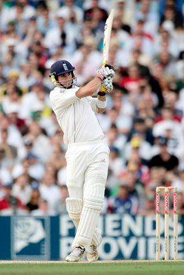 Kevin Pietersen during Oval Ashes 158