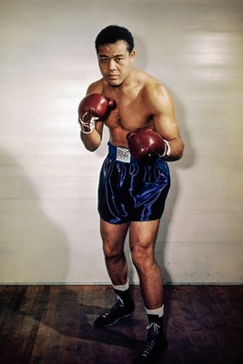 Joe Louis Portrait