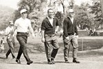 Gary Player, Arnold Palmer and Jack Nicklaus Firestone 1962 Prints