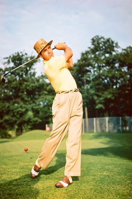 American Golf Legend Sam Snead