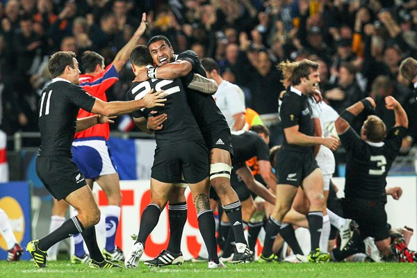 New Zealand Moment of Victory