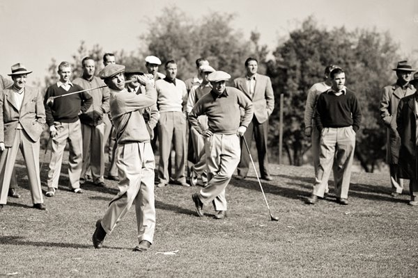 Ben Hogan USA Los Angeles 1950