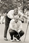Arnold Palmer & Jack Nicklaus USA Ryder Cup 1971 Mounts