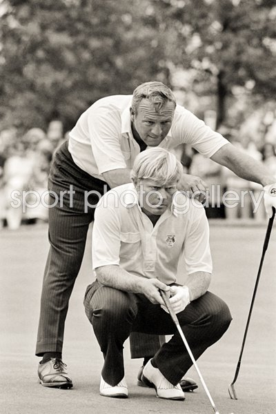 Ryder Cup Photo Golf Posters Arnold Palmer