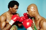 Marvin Hagler v Thomas Hearns Las Vegas 1985 Prints