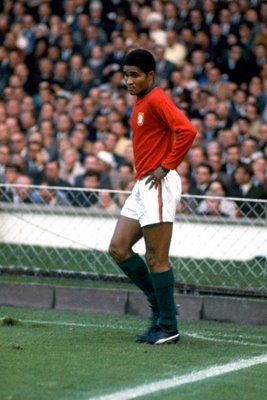 1966 Eusebio Portugal World Cup Top Scorer