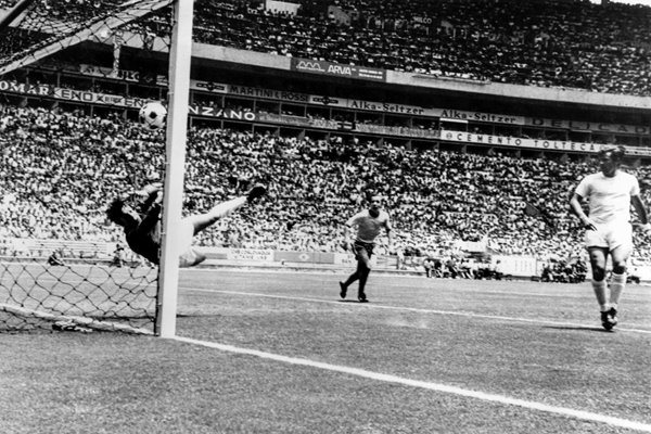 Banks Save World Cup 1970