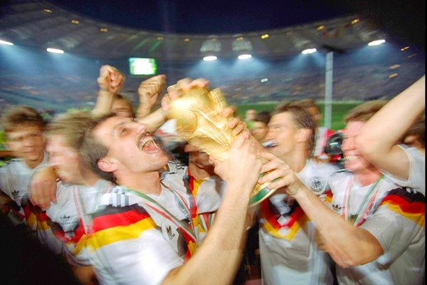 German players World Cup 1990