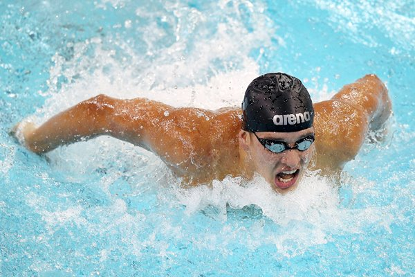 Chad Le Clos Swimming World Cup 2011