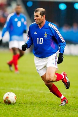 Zinedine Zidane of France
