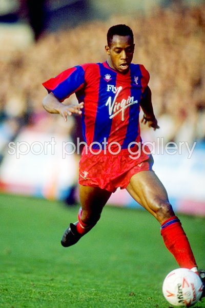 Ian Wright Crystal Palace 1989