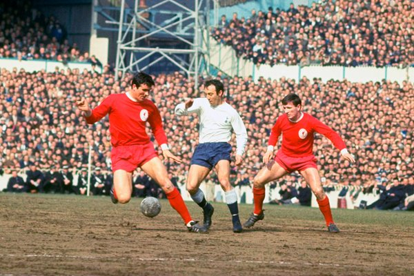 Jimmy Greaves Tommy Smith