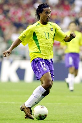 Ronaldinho World Cup 2002